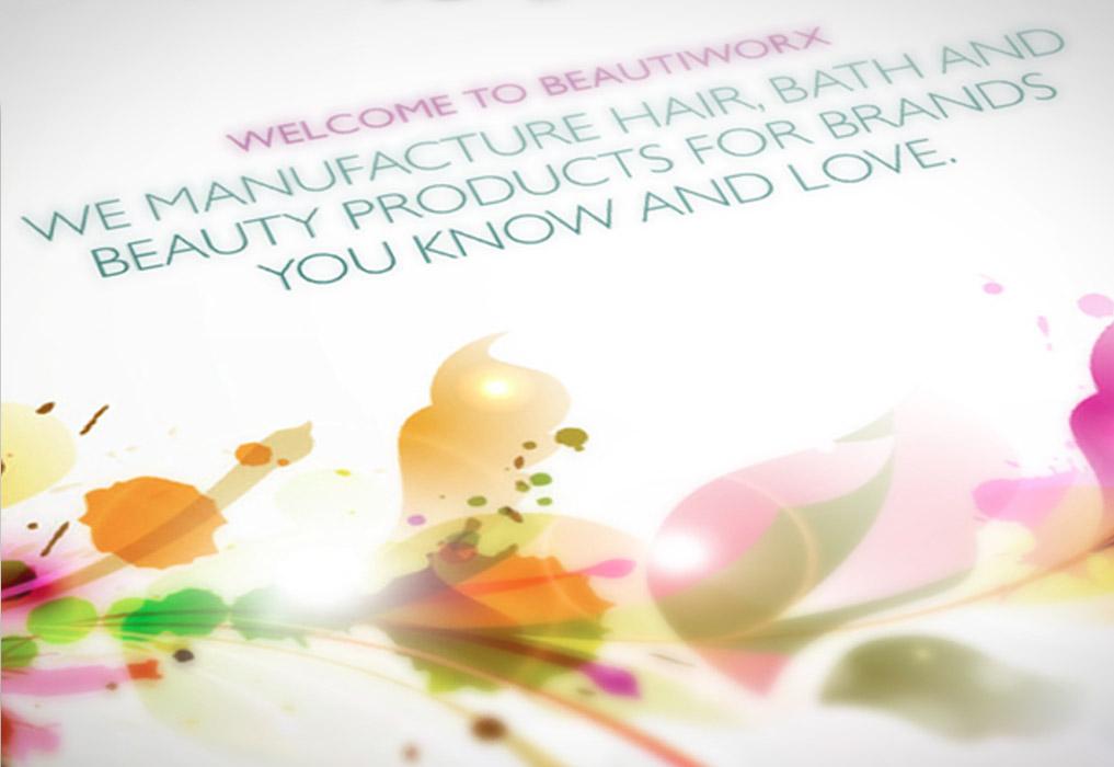 Beautiworx Website