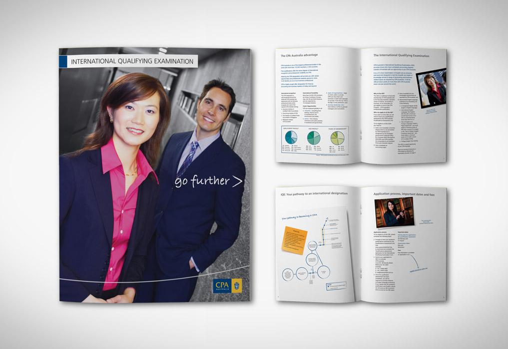 CPA Brochure Design