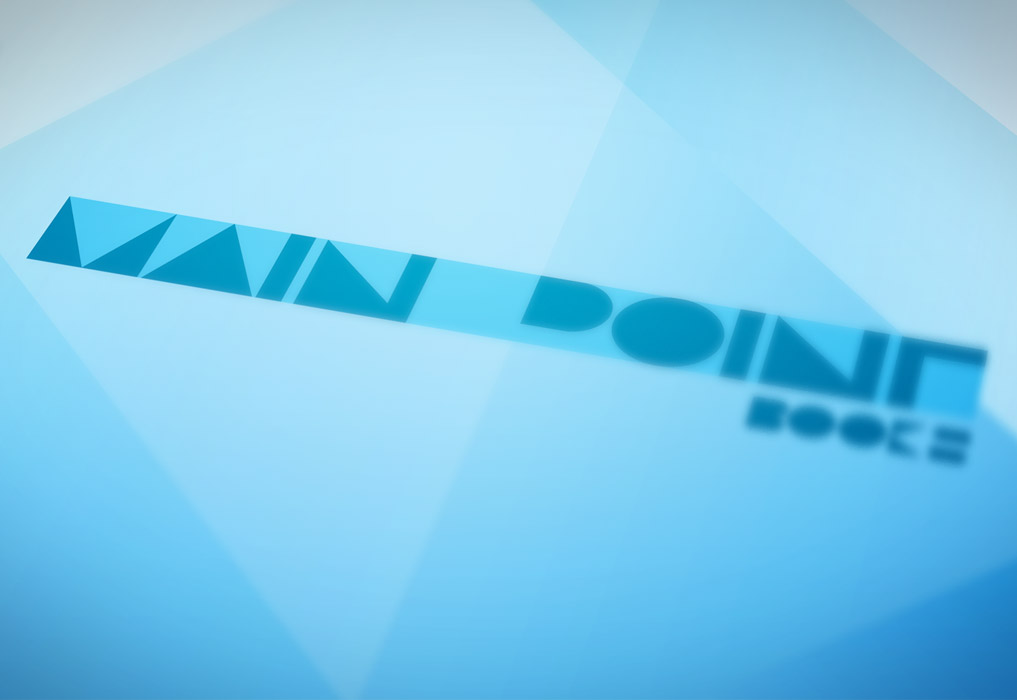 Main Point Books Logo