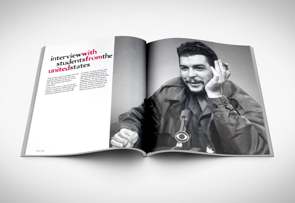 Self Portrait, Che Guevara