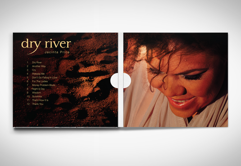 Dry River CD Cover Internal